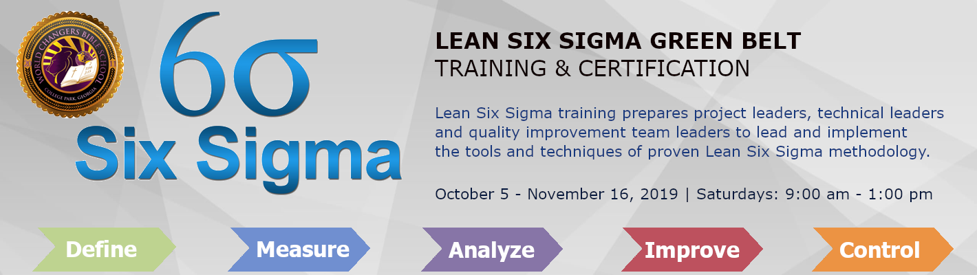 Slider - Six Sigma