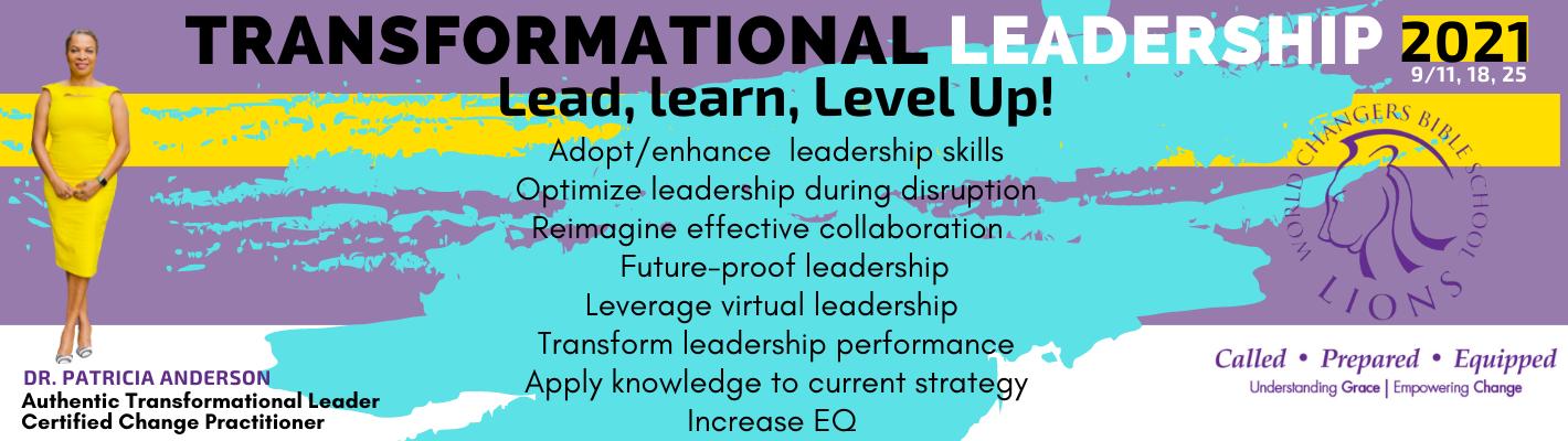 Slider - Transformational Leadership